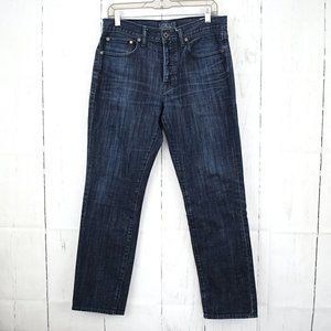 Lucky Brand Button Fly 121 Heritage Slim Jeans 866